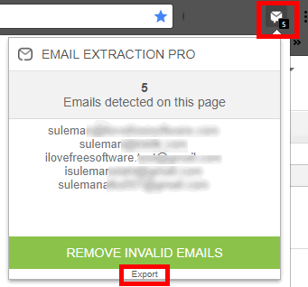 EmailDrop