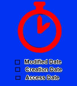 Free Software to Bulk Change File Timestamp in Windows