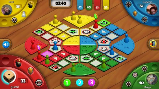 online multiplayer ludo game