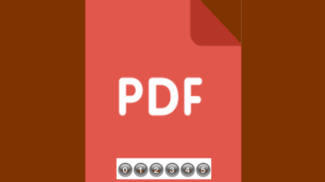 add page numbers to multiple pdf files