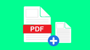 add pages to pdf from another pdf at custom positions