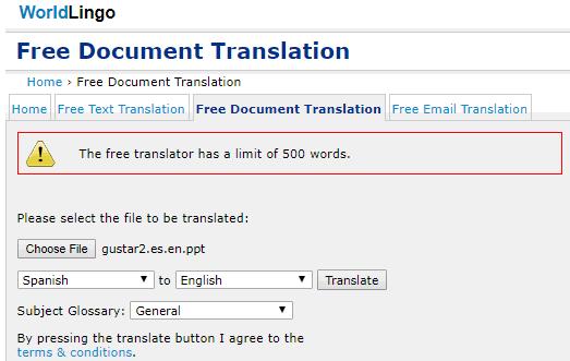 3 Free Online PPT Translation Websites