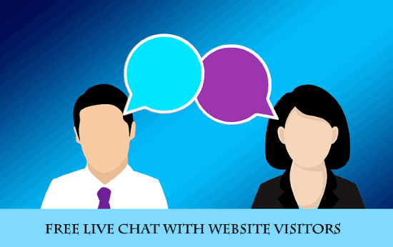 free live chat services