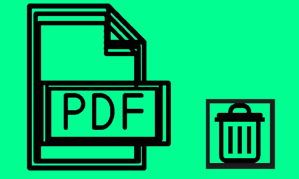 Delete Pages from PDF - Remove pages from documents for ...