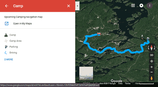 How To Create Custom Map KML File And Import To Google Maps