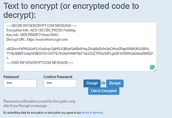10 Best Websites For Online Text Encryption and Decryption