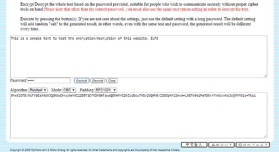 encryption padding