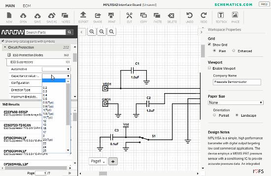 online circuit simulator