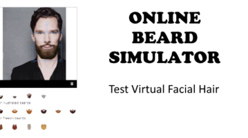 Online Beard Simulator