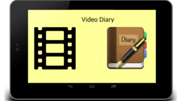 Free Video Diary Apps for Android to Record Daily Activities