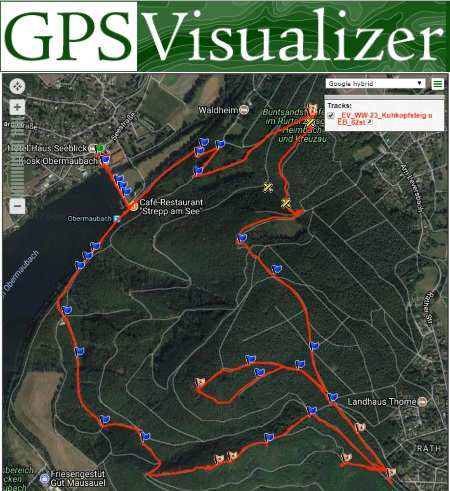 10 Free GPX Viewer Websites To View GPX File Tracks, Waypoints