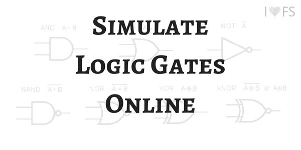 Top 5 Free Online Logic Gate Simulator Websites