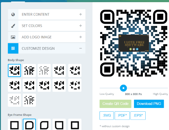 10 Best Free Online URL To QR Code Generators