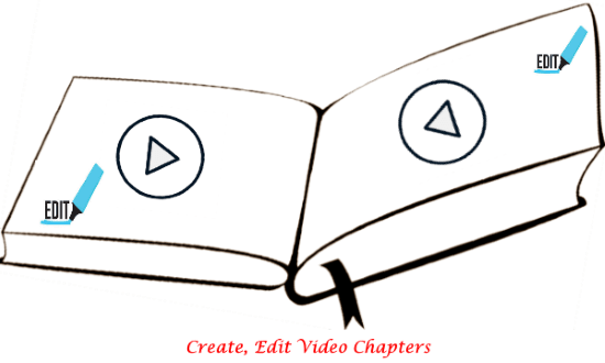 Software to Edit Video Chapter Files, Add Chapters to MP4