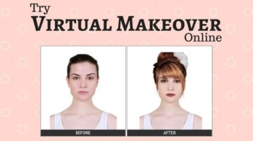 Best 5 Websites To Try Virtual Makeover Online
