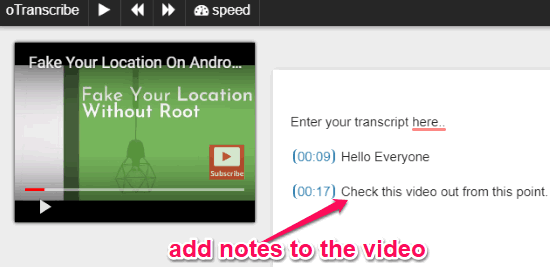 Add Notes to YouTube Video with These 5 Free Websites
