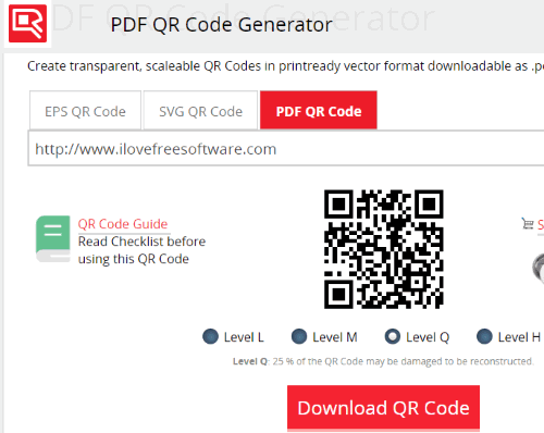 qrd.by qr code generator