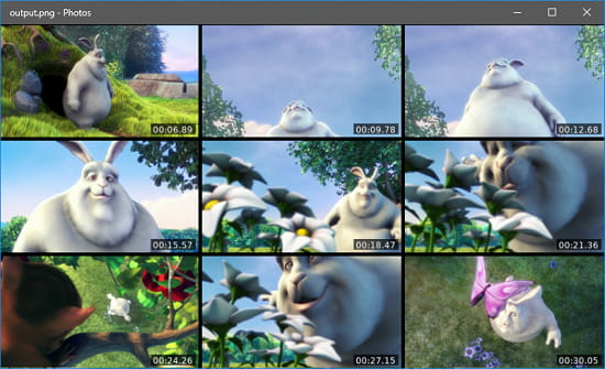5 Free Video Contact Sheet Creator Software, Create Video Thumbnails