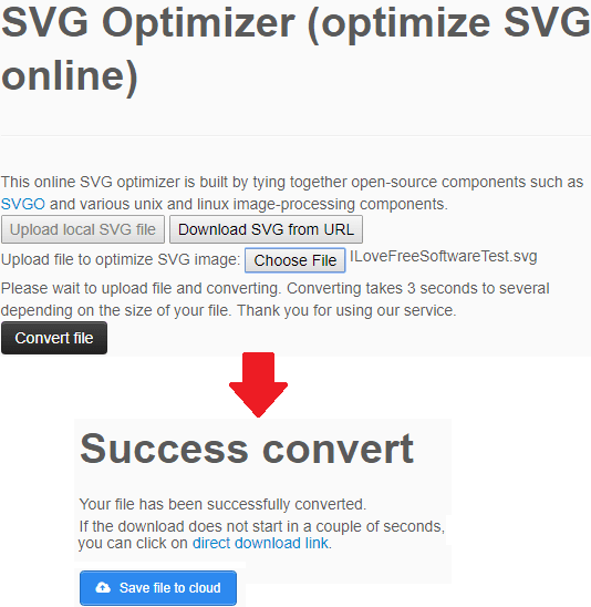 5 Free Svg Optimizer Websites To Compress Svg Online