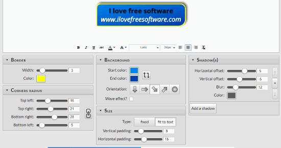 ImageFu.com Button Generator