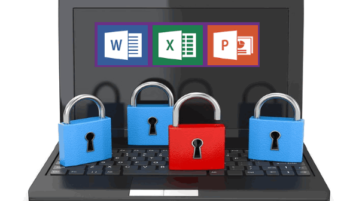 batch password protect excel, word, powerpoint, and pdf files