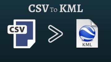 Top Websites To Convert CSV To KML Online