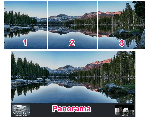 4 Free Online Panorama Maker to Create Stunning Panoramas