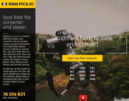 5 Best Free Online DNG To JPG Converter Websites