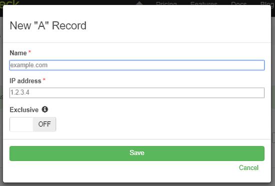 DNS Check: free dns monitoring