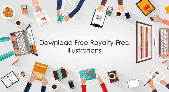 free royalty free illustrations