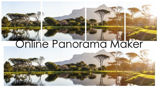 online panorama maker