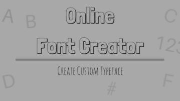 Best Free Online Font Creator Website