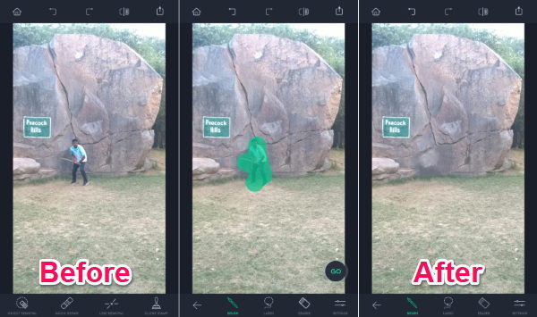 5 Free Android Apps to Remove Unwanted Objects from Photos