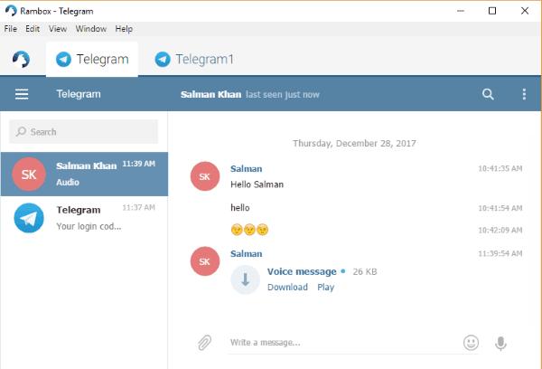 8 Free Telegram Desktop Clients for Windows