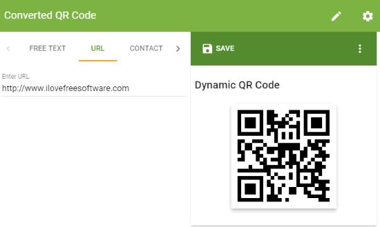 the-qrcode-generator-website-interface