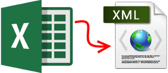 Excel to XML Converter Software for Windows