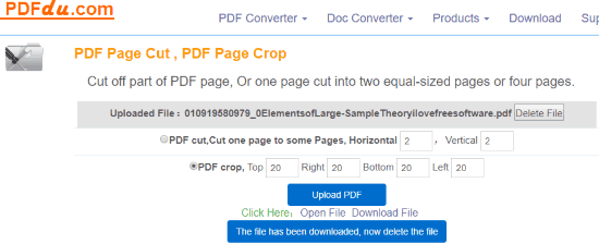 PDFdu.com website