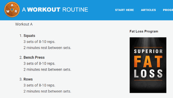 20 Best Free Online Workout Programs for Beginners