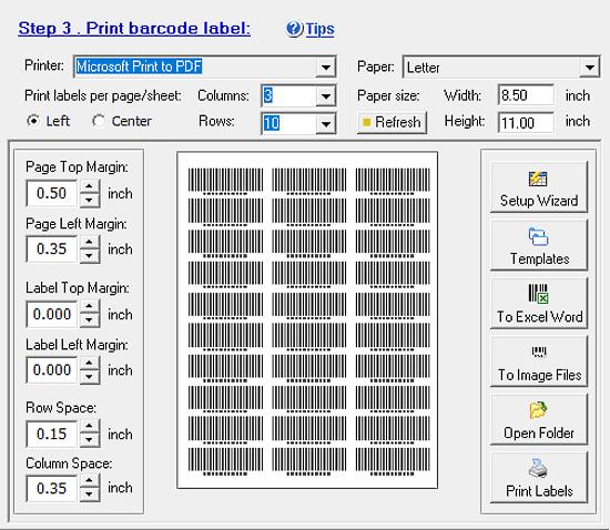 2 Free Batch Barcode Generator Software For Windows
