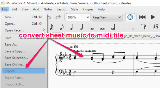 How to Convert Sheet Music to Tabs
