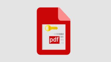 free pdf encryption software