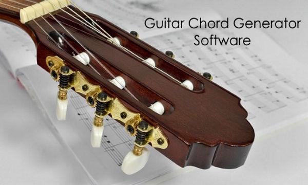 10 free guitar chord generator software for windows. Black Bedroom Furniture Sets. Home Design Ideas