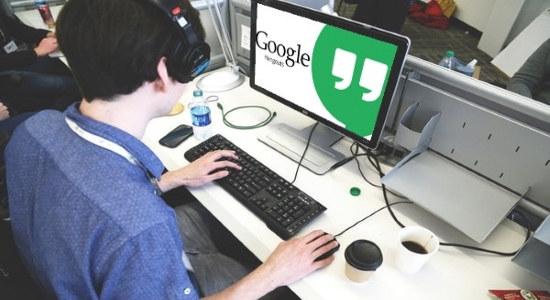 hangouts desktop clients