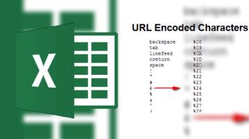 how to decode bulk urls in excel