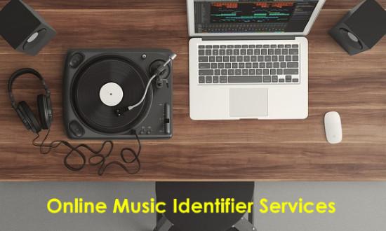 online music identifier