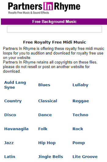 Download Free Royalty Free MIDI Files with These 3 Websites