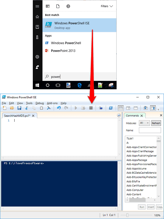 How to Find Files by Hash in Windows