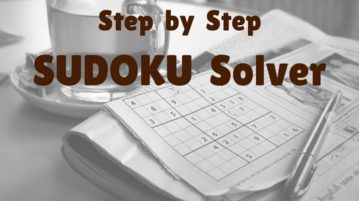 Solve Sudoku With These Step by Step Sudoku Solver Websites