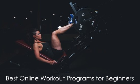 workout programs for beginners