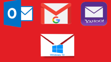 4 Free Email Apps for Windows 10 to use Gmail, Yahoo, Outlook